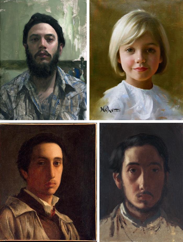 Sean Cheetham, Brian Neher, Edgar Degas