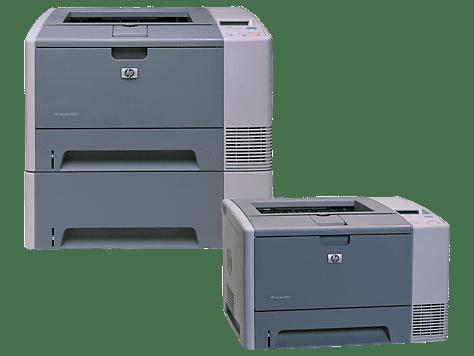 HP LaserJet 2400 Printer Drivers