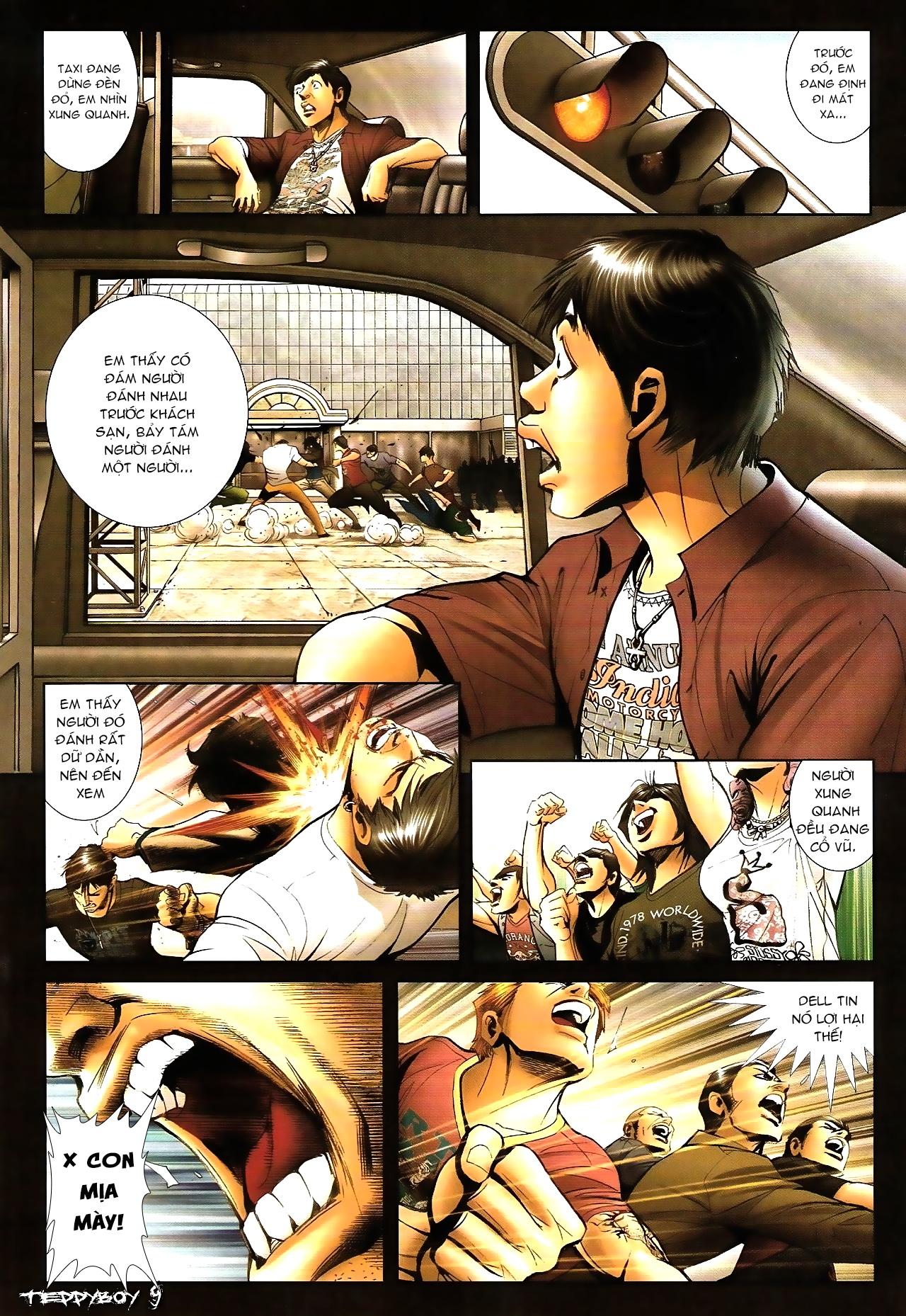 Người Trong Giang Hồ - Chapter 1288: Thần nhân Đại Phạn - Pic 8