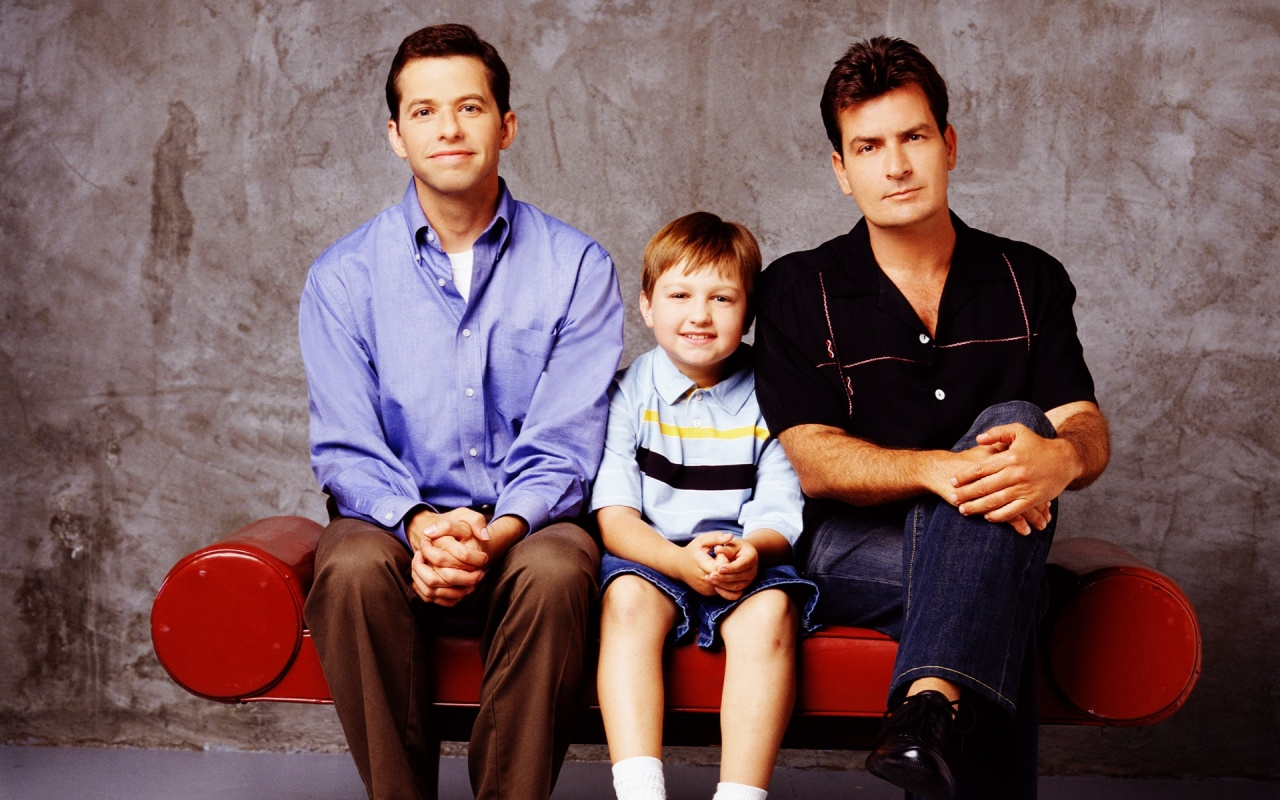 🔥 Two and a Half Men TORRENT All Season [S01-S12] HDTV