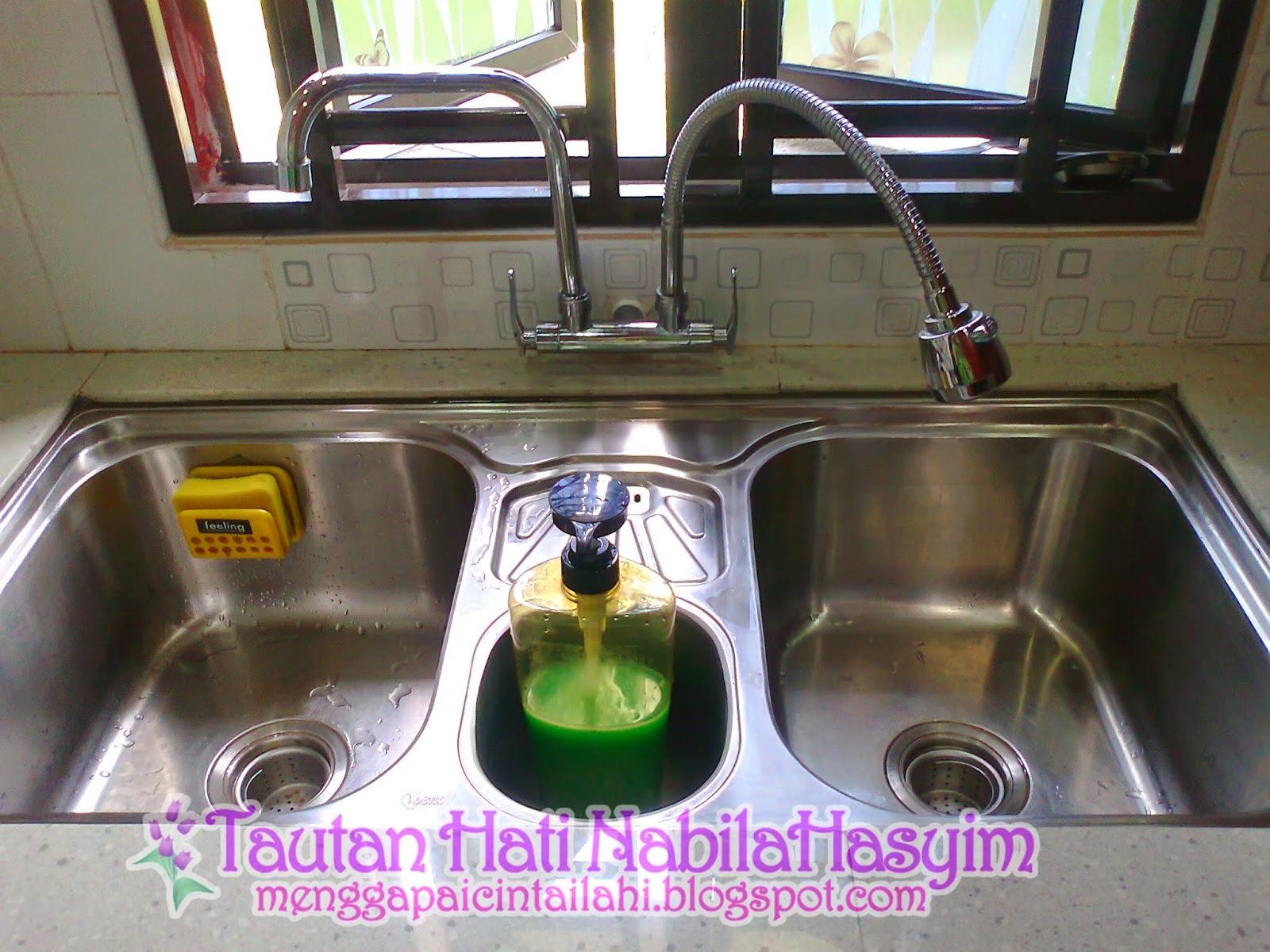 Dapur Bahagian Sinki