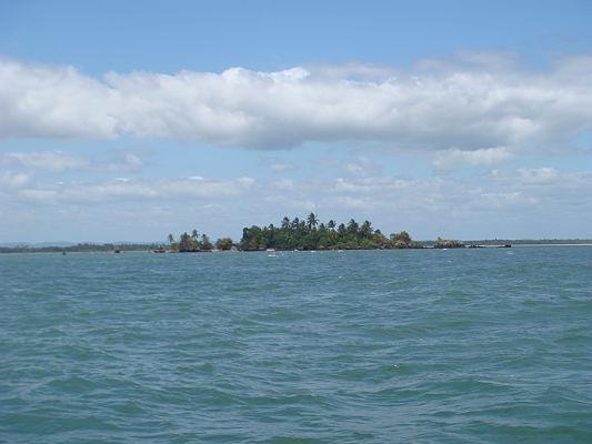 ilha pedra furada barra grande bahia