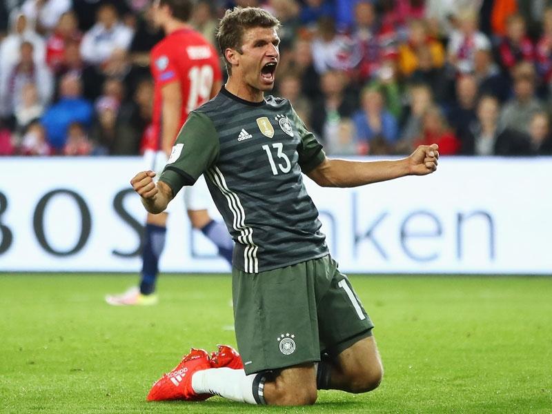 93ca07e107e01 A seleção alemã começou muito bem sua caminhada rumo à Copa do Mundo de  2018