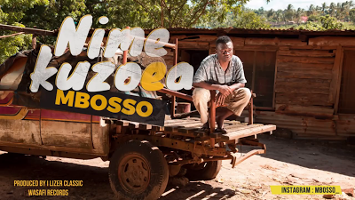 Mbosso (Mboso) - Nimekuzoea