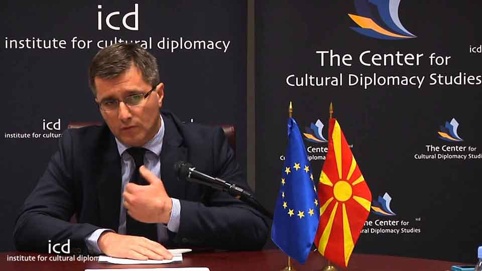 Macedonian Government recalls Miko and appoints Elenovski as Special Envoy to Brussels