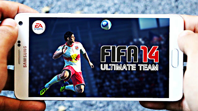 Download FIFA 14 Lite 400 MB Android Best Graphics HDOffline