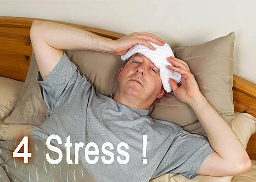 Gejala penyakit asam urat bisa membuat stress penderita