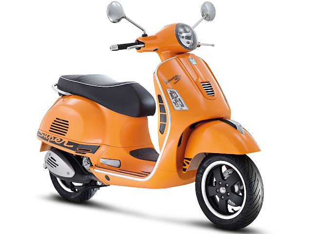 scooters mopeds 2012 vespa gts 125 300 super sport scooters. Black Bedroom Furniture Sets. Home Design Ideas