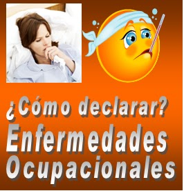 Declaración de Enfermedad Ocupacional 1