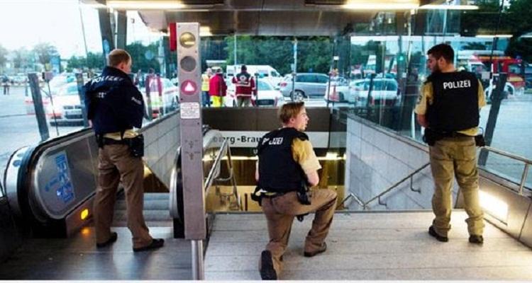 الشرطة اﻷلمانية تكشف عن منفذي هجوم ميونخ