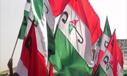 Crisis As PDP Breaks Into Three Factions