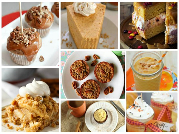 Easy and Delicious Fall Desserts | Delicious Dishes Recipe Party | Walking on Sunshine Recipes | FEATURED photo