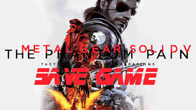 metal gear solid 5 save game pc