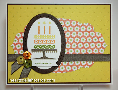 Easy Birthday Card, Embellished Events, Card Making, Paper Crafting