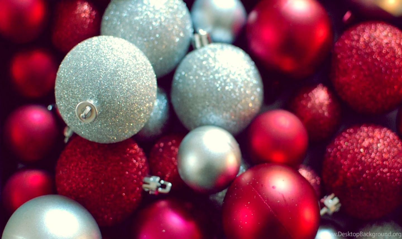 Christmas Ornaments Wallpaper For Desktop Wallpapers Snipe
