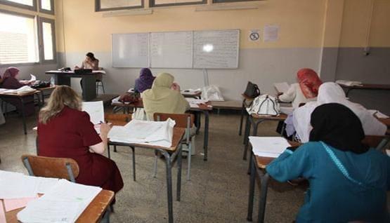 جديد رقابة قبلية لملفات الناجحين في مسابقة الأساتذة قبل التعيين في المناصب