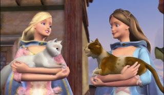 Barbie A Princesa e a Plebéia