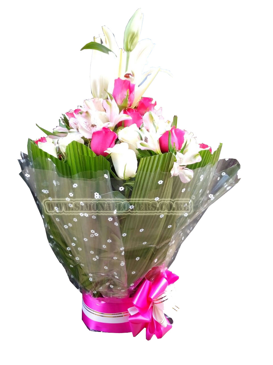 Simona flowers say happy birthday with beautiful flowers from simona flowers nairobi kenya running late try our same day flowers collection for delivery today izmirmasajfo