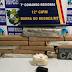 PM apreende 12 quilos de maconha com apoio de cães farejadores em Barra do Bugres