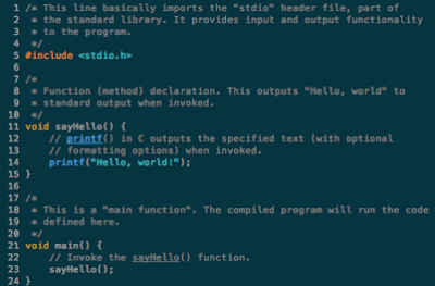 تحميل كتاب شامل لتعلم للغة البرمج سي programmation c pdf