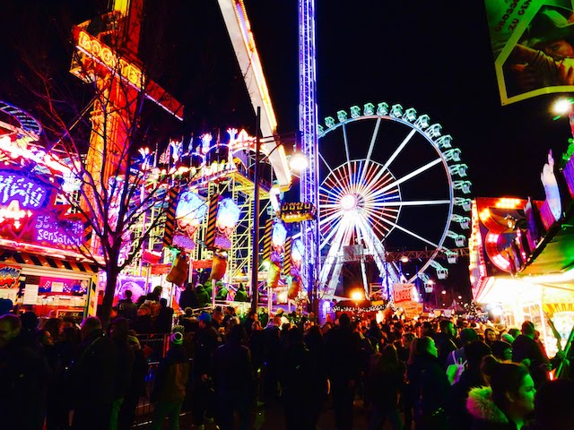 Mercado de Natal Wintertraum