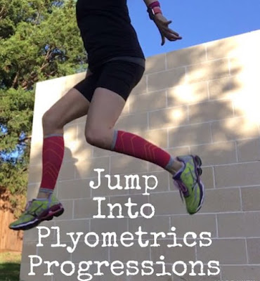 plyometrics progression jumping running online coaching