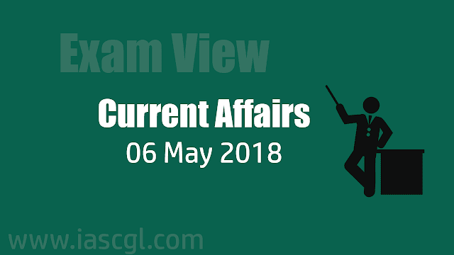 Current Affair 06 May 2018