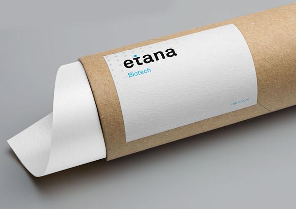 Inspirasi Desain Branding Identity - etana BioTech Branding