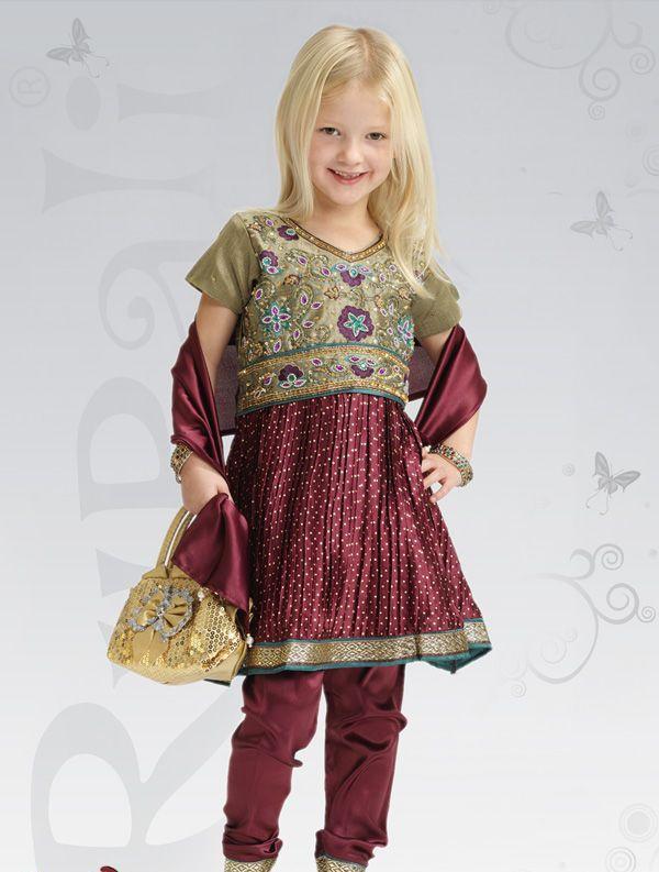 67825aca640ca ملابس اطفال هندية 2013 اشيك ملابس اطفال هندية
