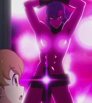 Kill la Kill anime fanservice