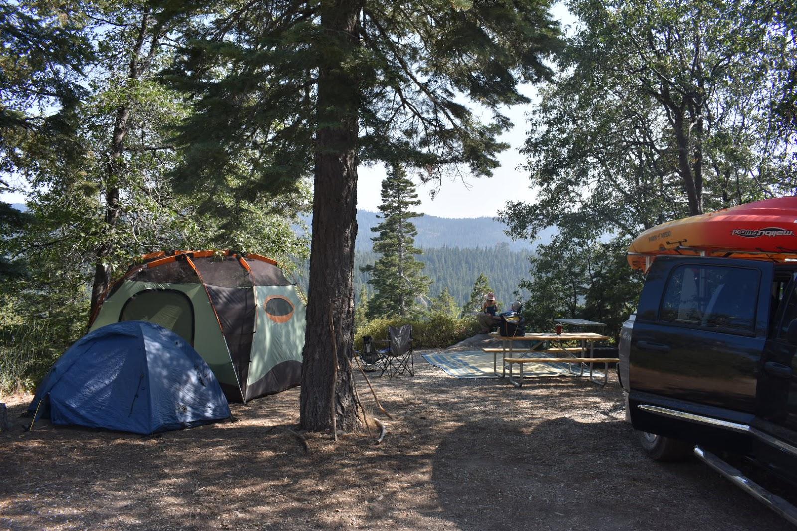 Last Summer Camping Trip