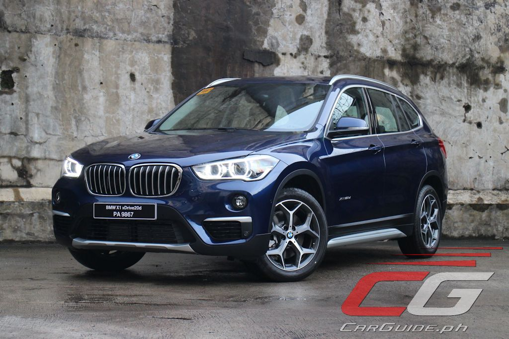 review 2017 bmw x1 xdrive20d xline philippine car news car reviews automotive features and. Black Bedroom Furniture Sets. Home Design Ideas