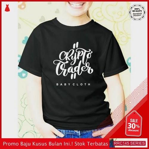 RRC145B36 Baju Bayi Anak Crypto Trader Fashion Bayi BMGShop