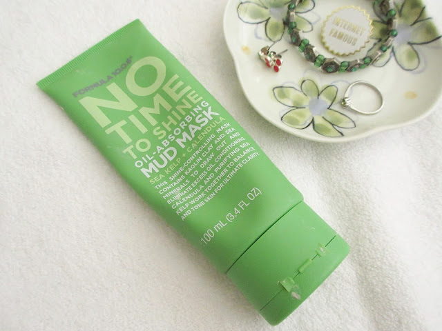 Formula No Time To Shine Clay Mask Review