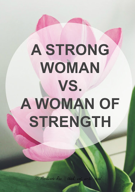 essay on strength of women