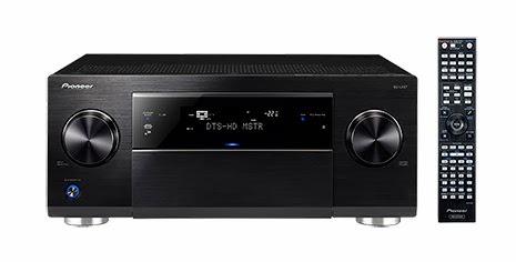 pertama audio trading pioneer lx57 av receiver. Black Bedroom Furniture Sets. Home Design Ideas