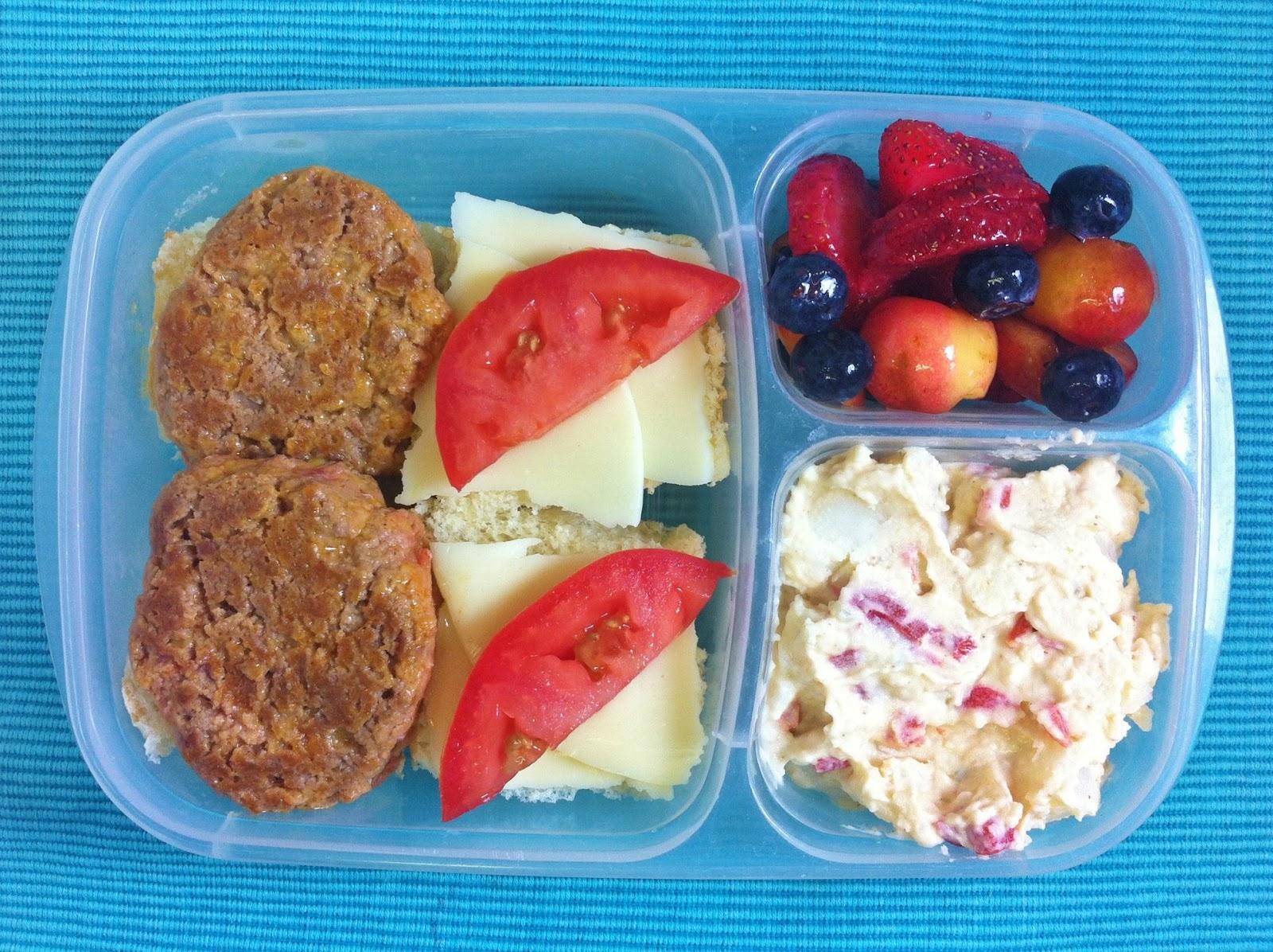 Operation: Lunch Box: Day 199 - Buffalo Turkey Sliders