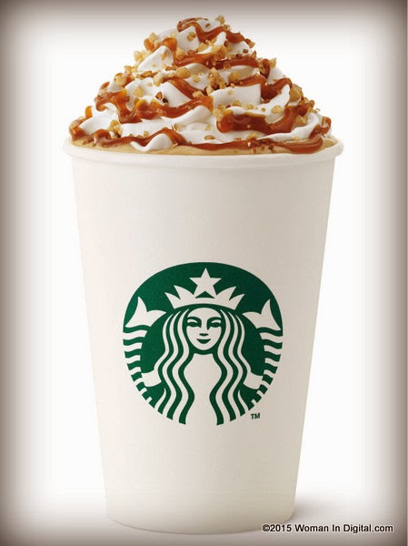 Starbucks Chestnut Praline Latte