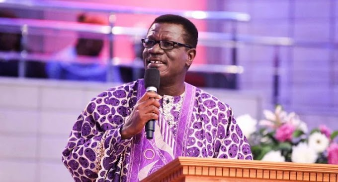 'Error Of Leadership' Is Cause Of Ghana's Woes – Pastor Otabil