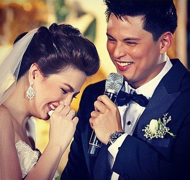 Carmina Villaroel And Zoren Legaspi Finally Tied The Knot Last November 15 In Alabang Night Abs Cbn Aired Surprise Wedding With Tv Special