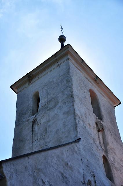 przedromański i romański kościół w Kostoľany pod Tribečom