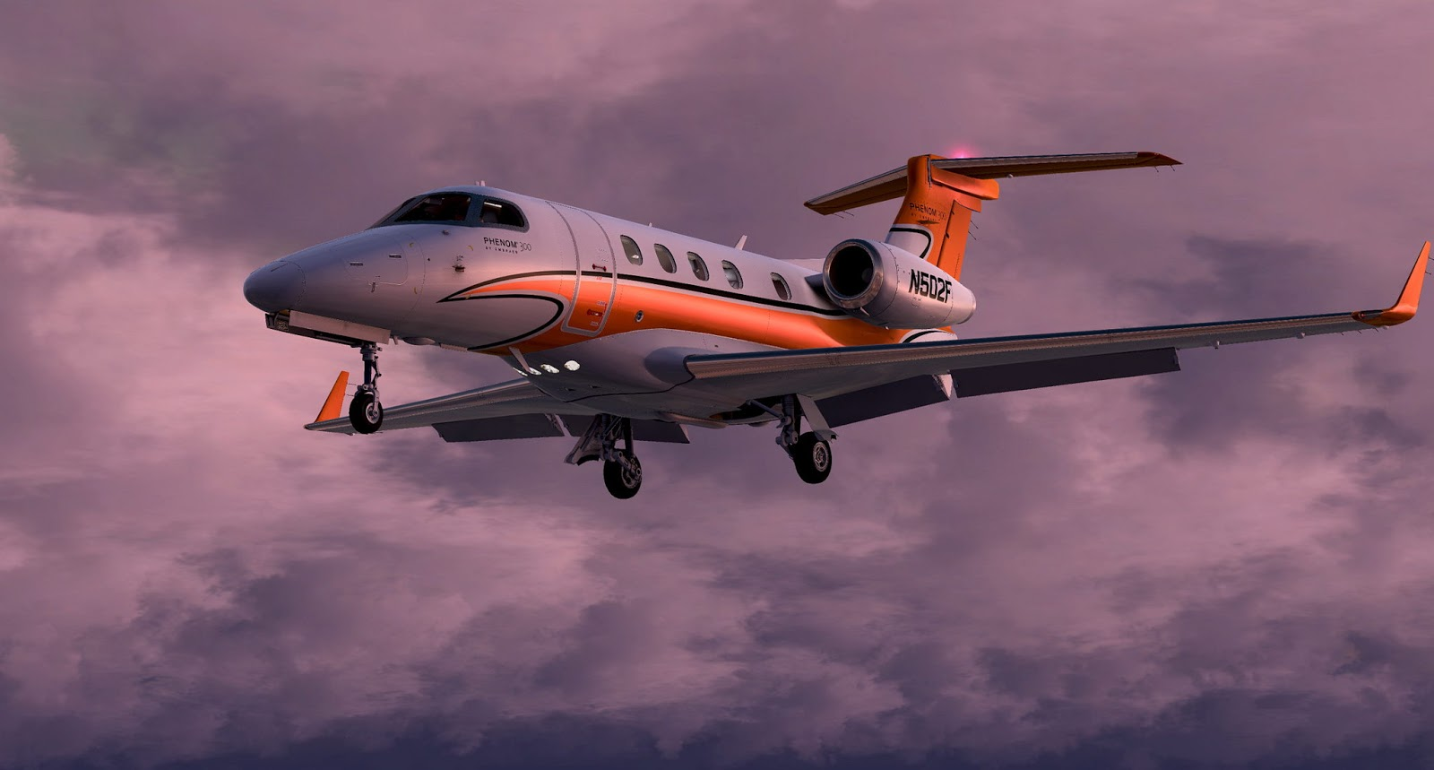 South West Flight Simulation: Avsim Review: Carenado Embraer