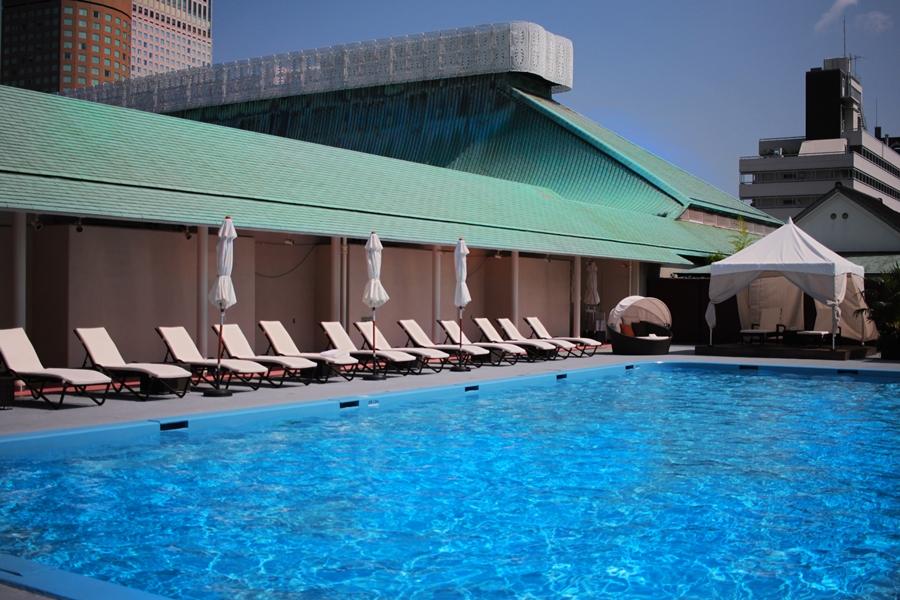 sky pool takanawa tokyo