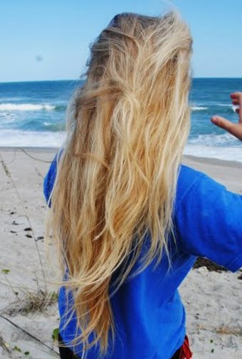 Beachy Boho Chic Hair - blondelacquer