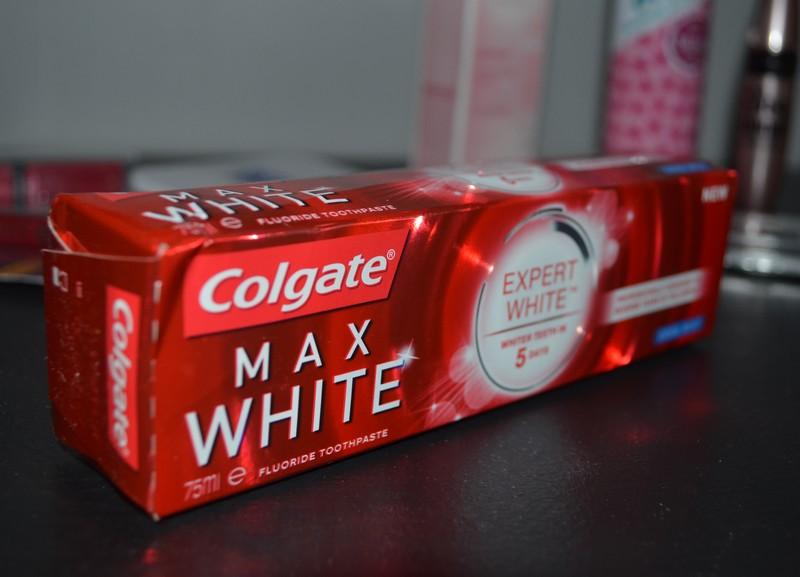 Dentifrice Colgate Max White Expert White