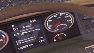 Scania New Display by kuba141