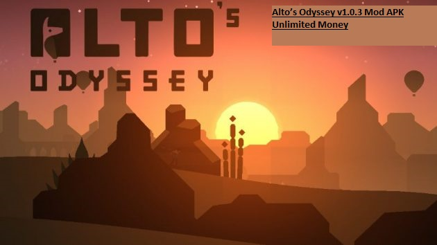 Alto's Odyssey v1.0.3 Mod APK Unlimited Money