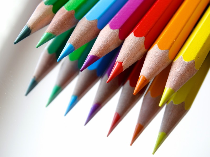 Download Colored Pencils HD wallpaper. Click Visit page Button for More Images.