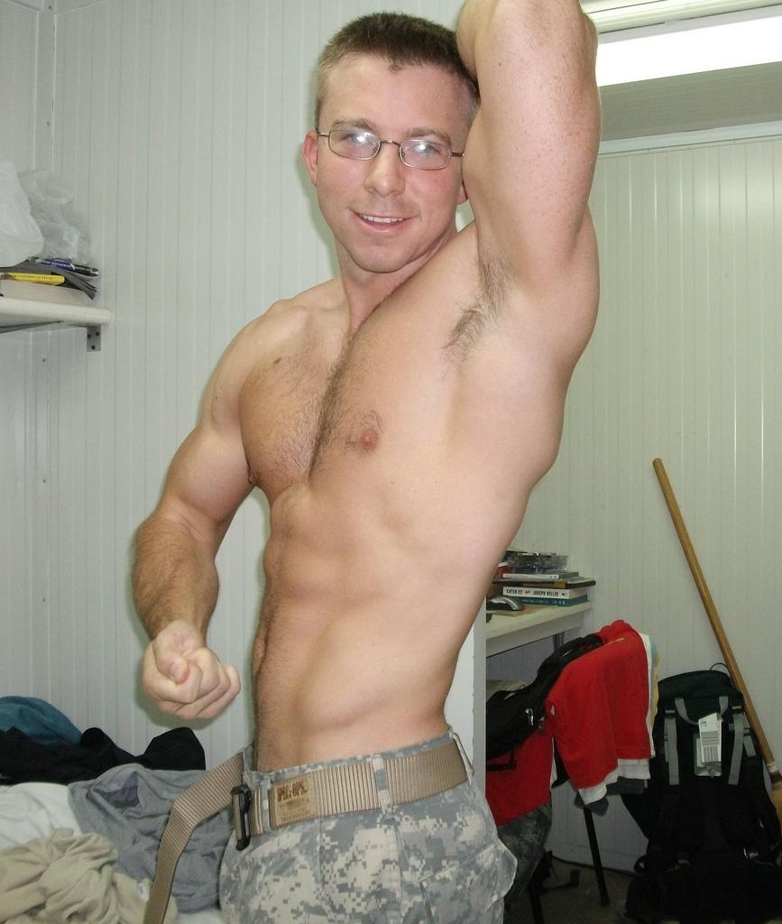 Shirtless Amateur 81