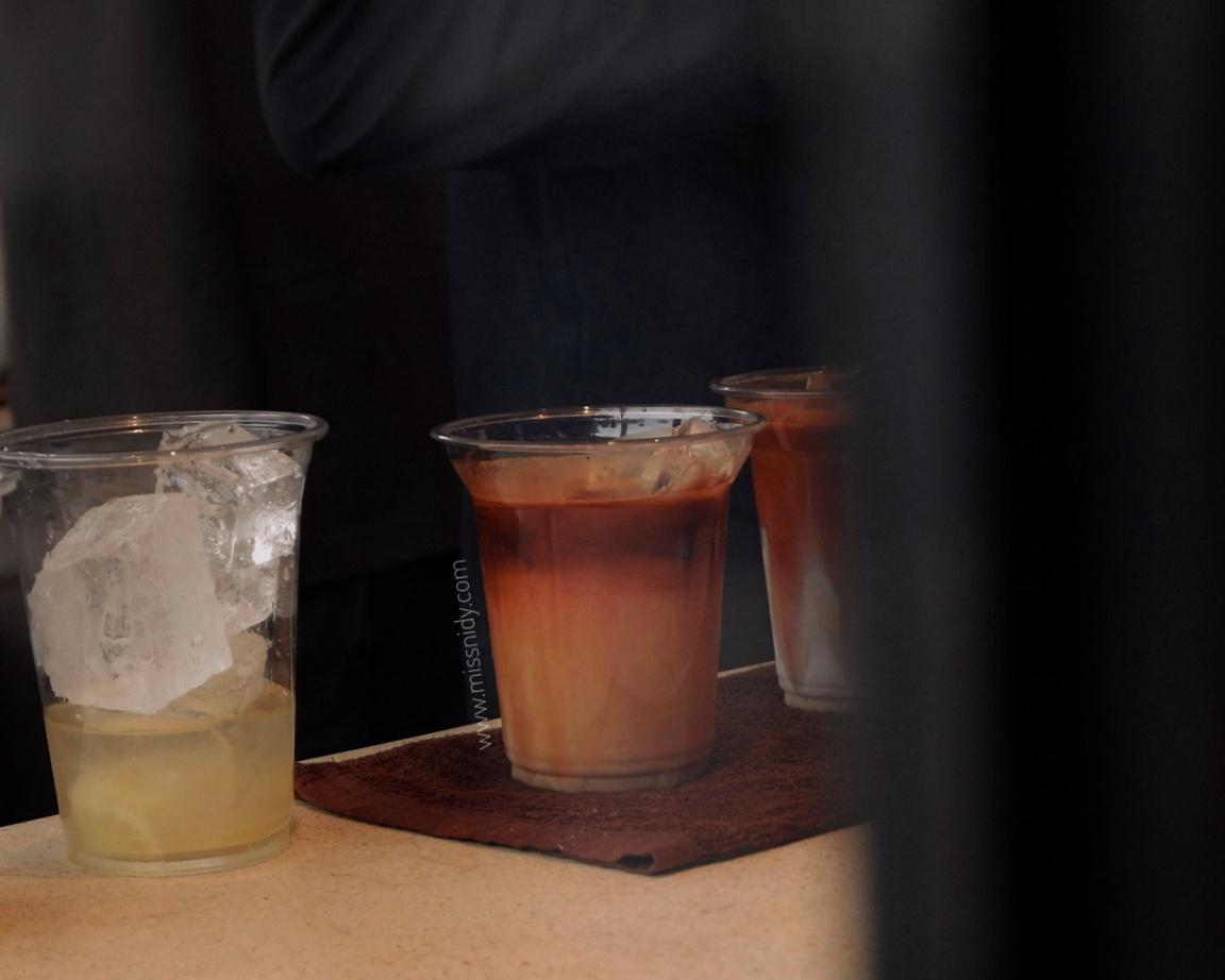non-coffee product in %arabica coffee kyoto